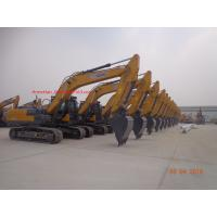 China Gold 8 Ton Micro Potato Digger Excavator Machine XE80 , Crawler Hydraulic Excavator on sale