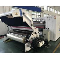China FULL-AUTOMATIC FOUR-SHAFT EXCHANGE ADHESIVE TAPE CUTTING MACHINE,Jumbo Roll Dispenser,BOPP Tape Slitter Machine on sale