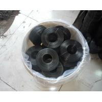 Quality Soft Black Annealed Wire Supplier for sale