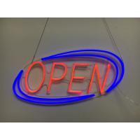 "Buy cheap Open Sign LED Neon Sign for Business Displays: LED Neon Light Sign 19.7"" x 10.8 from wholesalers"