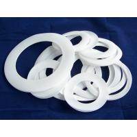 China Graphite filled corrosion-resistance silicone PTFE O Rings expanded teflon Gaskets on sale