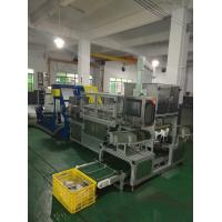 Buy cheap Mitsubishi Multi - Layer Non Woven Mask Making Machine , Film Nonwoven Bag Making Machine product