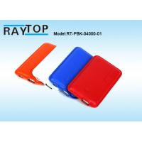 Quality Dermis Case Lithium Polymer Battery Power Bank 4000mAh, USB 5V 2.1A  for Smartphones for sale