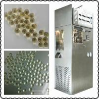 Buy cheap 1.5kw Soft Capsule Making Machine , Pulsant - Cutting Seamless Softgel Machine product