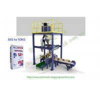 Quality Fast Packing Bagging Machine 25 Kg Packing Scale 200-600 Bags Per Hour for sale