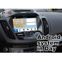 Buy Full Plug & Play Car Android Navigation Interface for Ford Kuga Escape at wholesale prices