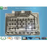 Quality PET or PC  2 Layers Multilayer Flexible Pcb / Ultra Thin Flex Pcb Flexible Printed Circuit for sale