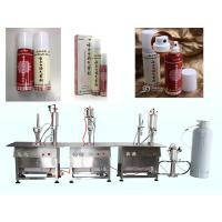 Quality Auto Budesonide Nasal Spray Filling Capping Machine , Small Dose Filling Machine for sale