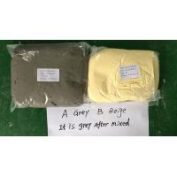 Quality High Stability Grey Color Epoxy Resin Molding Paste Easily Shaped And Machined for sale