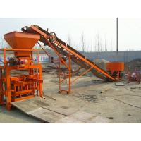 Quality Hollow Block Paver Mini Block Making Machine for India Market 40-1 Interlocking Blocks for sale