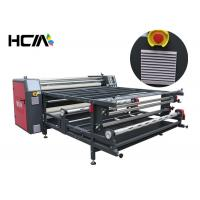 Quality 19KW T-shirt Roll To Roll Heat Press Machine With Digital Speed Controller for sale