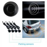 Quality Wireless rearview mirror parking sensors car 4 sensors parking assist system back up sensor distant and alert for sale