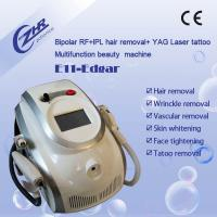 Quality Portable E Light Multi Function Beauty Equipment IPL RF With 4 Filters Handle for sale