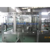 Quality 10000BPH Bottled Water Filling Machine With High Speed Large Gravity Flow Valve for sale