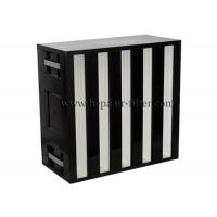 Quality Electrostatic Hepa Box Air Filter Air Filtration , High Capacity Air Dust Filter for sale