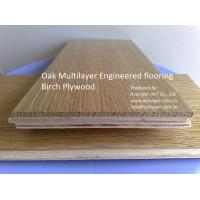 China White Oak Engineered Flooring on sale