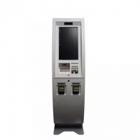 China Bitcoin EMV SAW Touch Self Service Payment Terminal 1.8GHz on sale