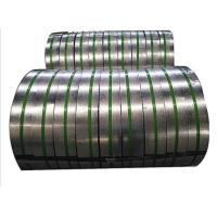 Quality 0.4 X 102 mm Slitted Hot Dipped Galvanized Steel Coil For C Beam ISO9001-2008 for sale