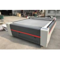 Buy CNC oscillating knife cutter cnc machine for fabric cloth textile garment at wholesale prices