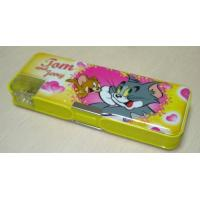 Quality Pencil Case with Pencil Sharpener for sale