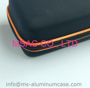 Quality Black Shock Travel EVA Carrying Case , Universal Hard Shell  EVA Travel Case for sale