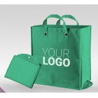 China Factory Price Custom High Quality Laminated Shopping Gift Packing PP Non Woven Bag, Cheap Waterproof Custom Made Rounded on sale