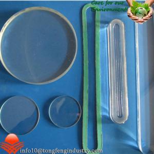 China Borosilicate Sight Glass & Reflex & Round Level Gauge Glass on sale