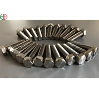 Quality Monel K-500 Hex Bolt Nickel Alloy Casting K500 Bolts & Nuts Monel K500 Fasteners for sale