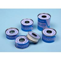 Quality Hypoallergenic Zinc Oxide Surgical Medical Adhesive Plaster / Tape for sale