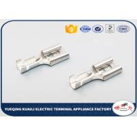 Buy cheap 250 Female Naked Terminal,automotive crimping terminal,wire termination connectors D6.3 from wholesalers
