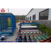 Quality Precast Eps Concrete Sandwich Wall Panel Making Machine / Production Line Fully Automatic for sale