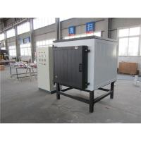 China Max 1400℃ High Temperature Box Furnace , Lab Muffle Furnace White Color on sale