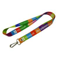 Quality Sublimation Lanyards for sale