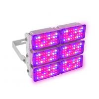 Buy cheap 420W  Led Indoor Grow Lights 8000K  /  LED Vegetable Grow Lights Aluminum  Body from wholesalers