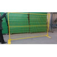 Quality Canada temporary fence panels(manufacturer, China)/ Temporary Fence for sale