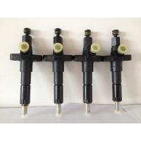 Diesel engine fuel injector nozzle assembly for different engine