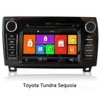 China 7 Inch Touch Screen Car Radio Gps Navigation System With Canbus For Toyota Tundra / Sequoia on sale