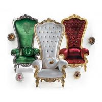 Quality Antique King Wedding China Throne Chair for sale