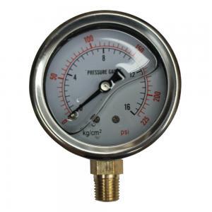 Hydraulic Pressure Gauges, 15,000 psi, 1000 bar