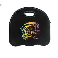 Buy cheap 6 Pack Durable Neoprene Can Cooler , Printed 4.5mm Wine Bottle Cooler from wholesalers
