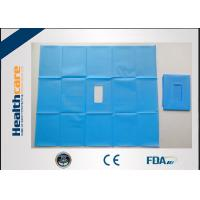Buy cheap Waterproof Disposable Surgical Drapes Non-woven Sterile Surgical Sheet Without from wholesalers