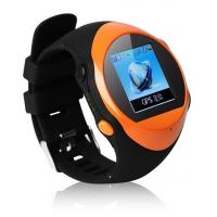 Quality Factory dropshipping 1.5inch screen GPS tracking watch mobile PG88 with CE, FCC,RoHS for sale