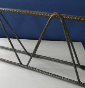 Quality Metro Railway Welded Reinforcing steel bar Truss Girder, Rebar wire truss lattice girder for sale