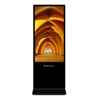 Buy cheap 55 Inch Digital Signage Touch Screen Android Digital Advertising Display from wholesalers