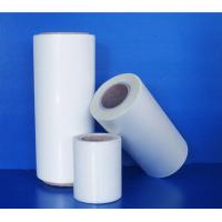 Buy cheap Laminating Clear Plastic Film Roll With Glue EVA , Anti-vandalism product