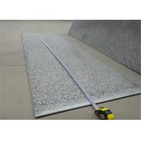 Quality Sound ProofClosed Cell Aluminum FoamSheet , 1-200mm Thick Aluminum Styrofoam Panels for sale