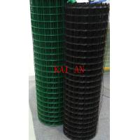 China PVC coaed hot dipped /electro galvanized welded wire mesh on sale