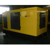 Quality 3 Phase Diesel Marine Emergency Generator 100KW And 4 Wire 125 KVA for sale