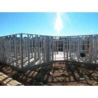China Light Gauge Steel Framing House Structure , Quick Installation Light Steel Frame Housing on sale