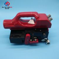 Quality Red Color Plastic Welding Machine Geomembrane Overlap Wedge Welder High Control Accuracy for sale